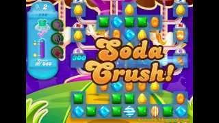 Candy Crush Soda Saga - Level 580 (3 star, No boosters)