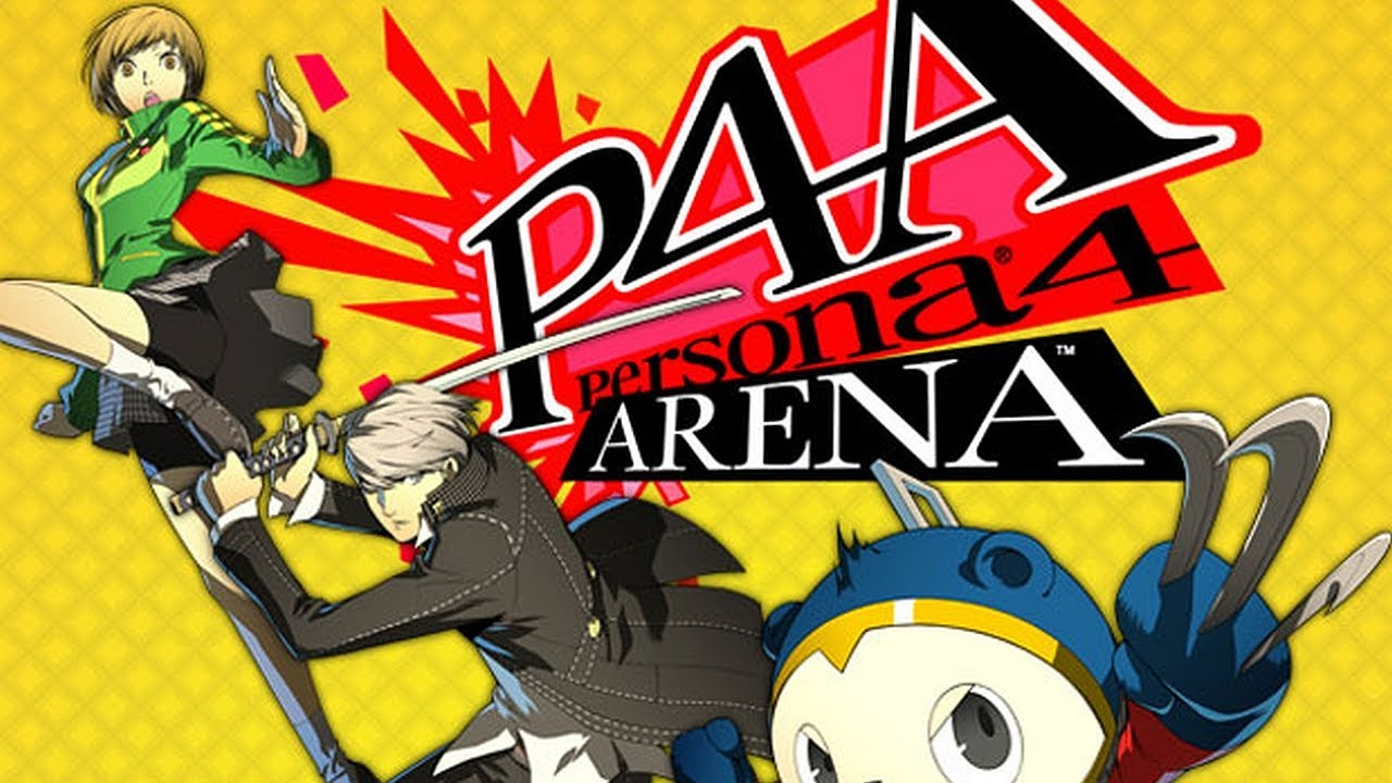 Persona 4 Arena Gameplay Hd Youtube