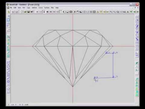 Jewellery Design Software - JewelCAD