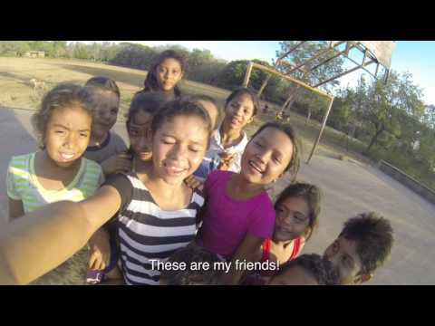 Meet Alison from Nicaragua - A day in her life