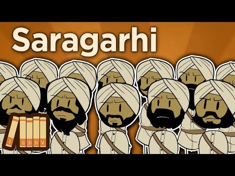 Saragarhi - The Last Stand - Extra History - YouTube
