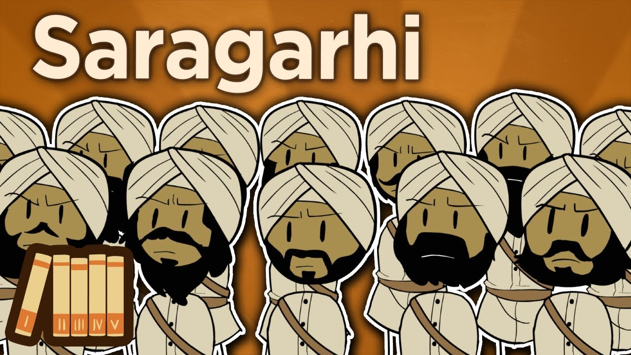 where is saragarhi fort