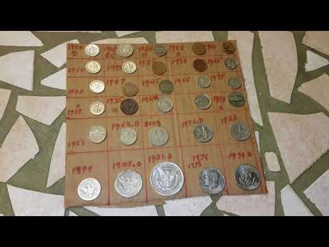 Another coin collection for sale