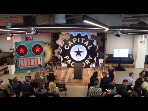 Capital Factory welcomes Apple CEO Tim Cook