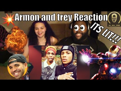 Chris BrownParty|Lil Yachty1Night|DRAMBroccoli| KehlaniCrzy| Ar'mon And Trey MASHUP Reaction