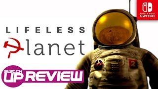 Lifeless Planet Nintendo Switch Review - 3D SPACE ADVENTURE ANYONE!?