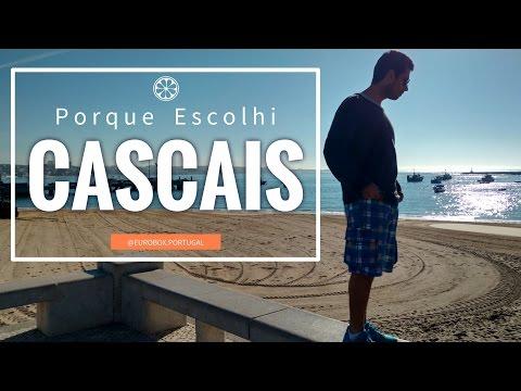 Andando em Cascais - Porque escolhi Portugal - Cascais