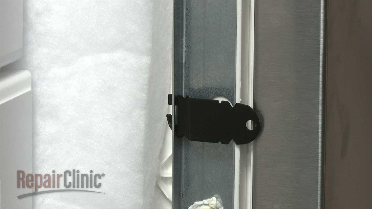 Dishwasher Side Mounting Bracket Installation  Whirlpool