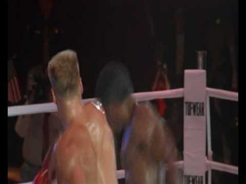 Apollo Creed VS Ivan Drago