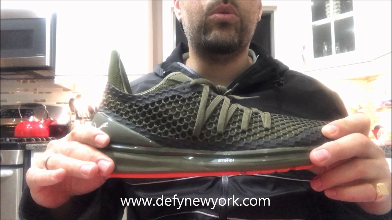 competitive price 9590e 7a405 LIVE! Review On Feet Puma Ignite Limitless NetFit 2017