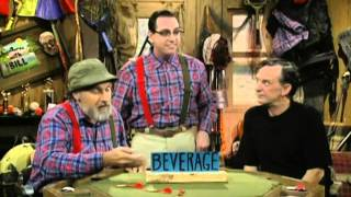 Possum Lodge Word Game -  Beverage
