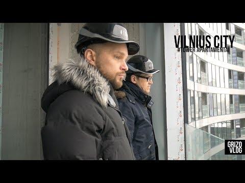 G-Vlog #103 Vilnius City #Tower Apartamentai