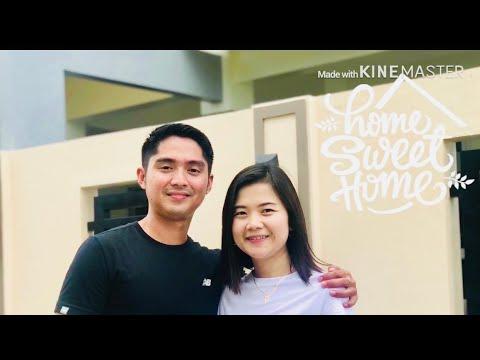 HOUSE BLESSING Ni ATSI ❤️ HOME SWEET HOME