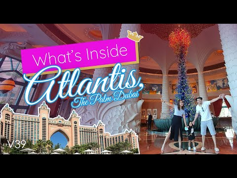24-Hour Hotel Stay at Atlantis The Palm Dubai | Lost Chambers | Celebrity Restaurants