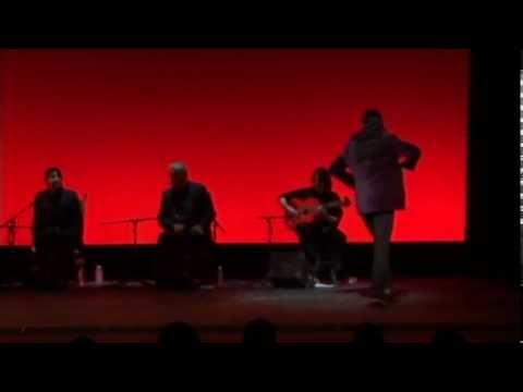 Flamenco Dance & Percussion- Jesus Muñoz- Red Note