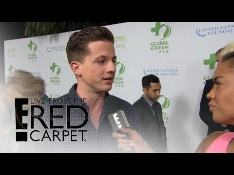Charlie Puth Talks Kesha and Dr. Luke's Legal Battle | Live from the Red Carpet | E! News