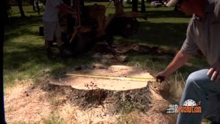 The Revolution - The Next Evolution in Stump Grinding has Arrived!