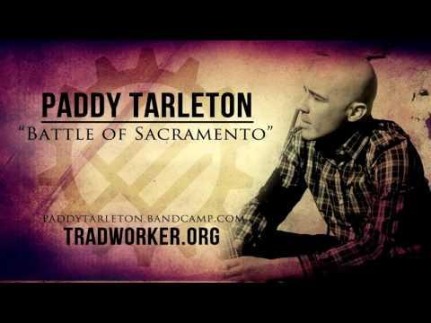 Paddy Tarleton - The Battle Of Sacramento (mirror)