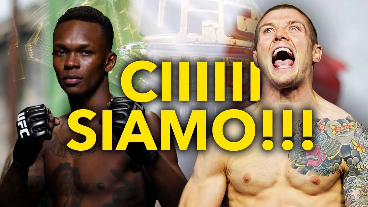 PRONOSTICI/SPOILERONI UFC 263