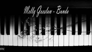 Melly Goeslaw -  Bunda Piano instrumental