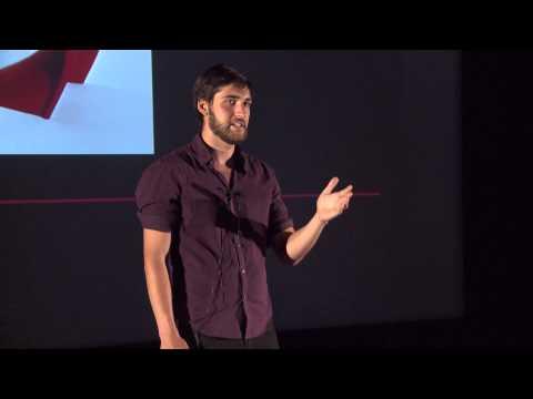 The creative computer: Sebastian Beswick at TEDxHobart