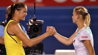 Dinara Safina vs Jelena Dokic 2009 AO Highlights