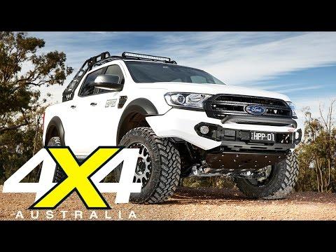 Harrop Engineering's Ford Ranger PXII | Custom 4x4 | 4X4 Australia
