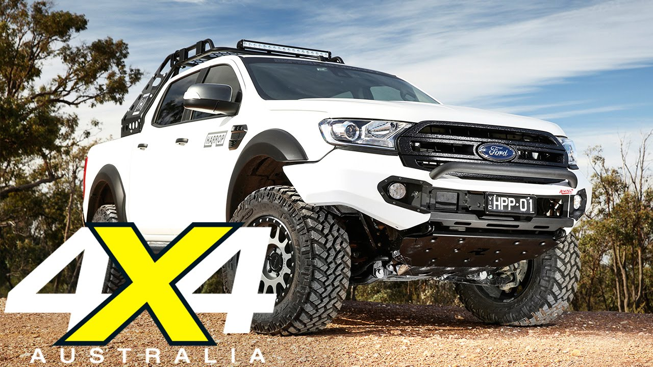 harrop engineering 39 s ford ranger pxii custom 4x4 4x4 australia youtube. Black Bedroom Furniture Sets. Home Design Ideas
