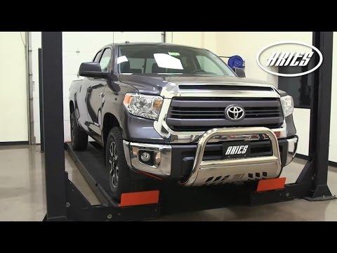 ARIES Bull Bar Installation on 2015 Toyota Tundra  YouTube