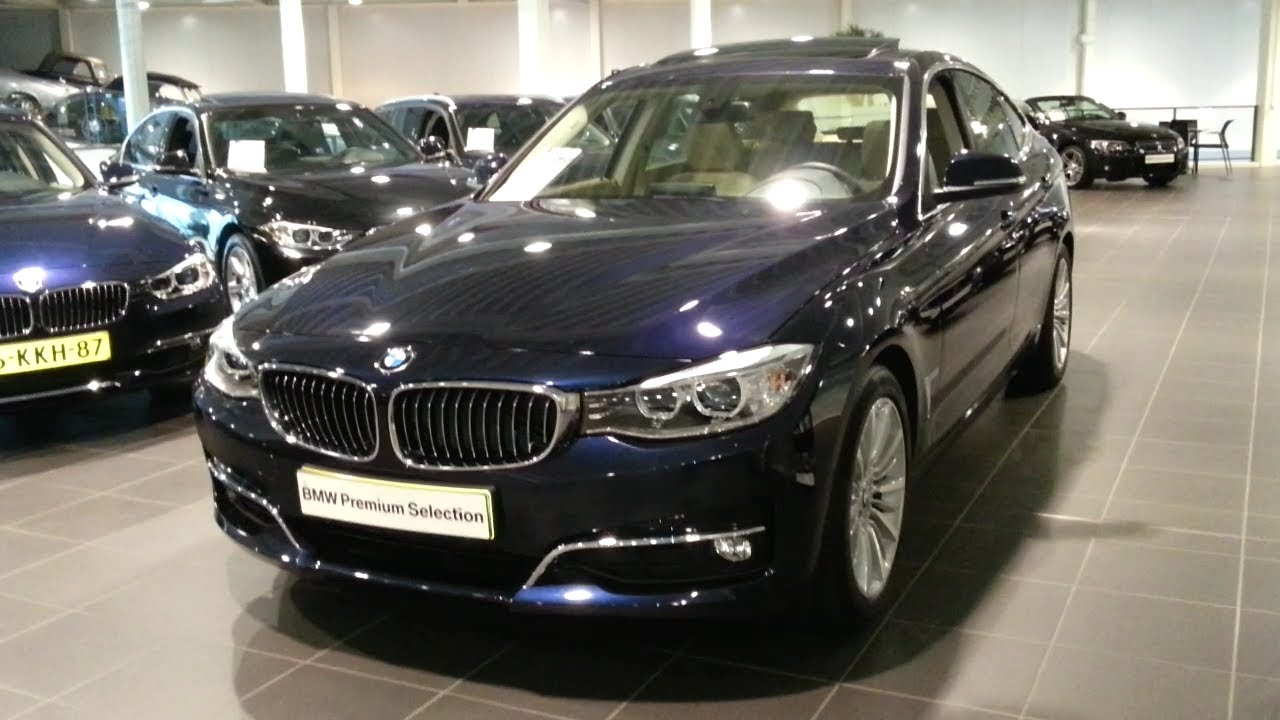 2014 bmw 3 series gt interior - Bmw 3 Series Gt 2014 In Depth Review Interior Exterior
