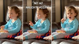 Baby reacts to Bruce Banner turning into Hulk, Mark Ruffalo's comment wins the day