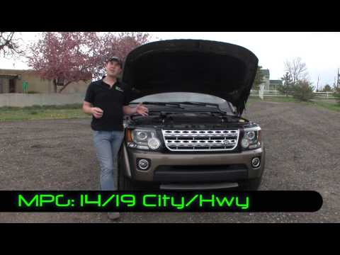 Real First Impressions Video: 2014 Land Rover LR4 HSE LUX