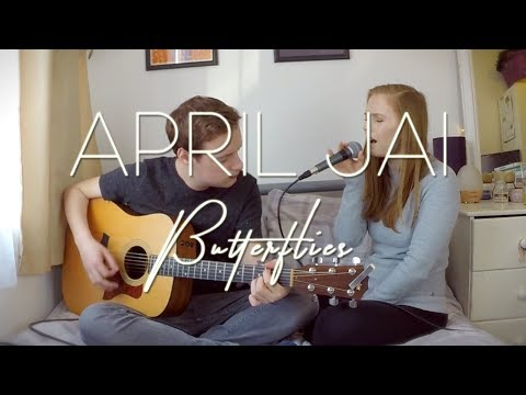April Jai - Butterflies (Kacey Musgraves Cover)