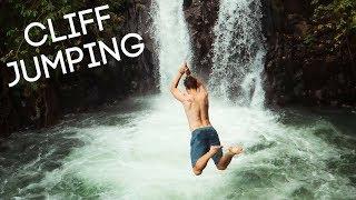 Bali's SECRET WATERFALLS Feat. Lost Leblanc (Aling-Aling)