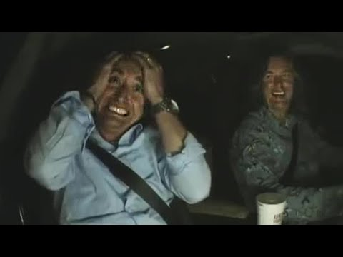 Top Gear Outtakes - Hammond & May Keep Accidentally Hitting Their Heads on a Camera Fitting. I Cannot Stop Laughing