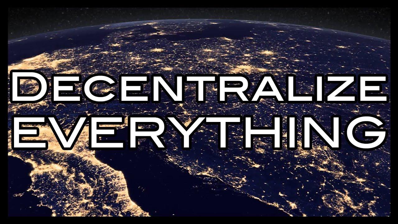 Image result for decentralized economic system