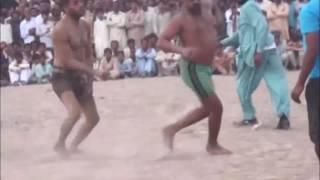 new big slap on the face open kabaddi match 2017 jhang   Faisalabad   Pakistan