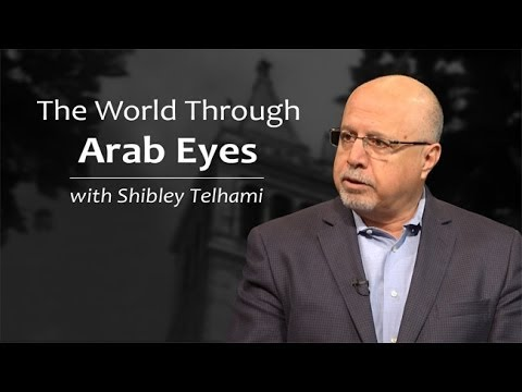 Conversations with History: Shibley Telhami - YouTube