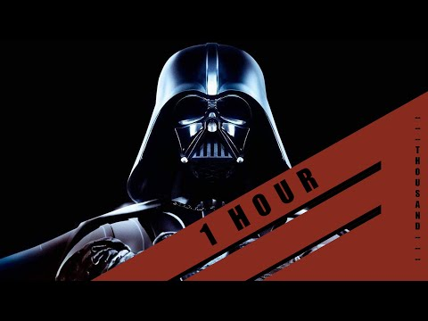 Star Wars - March On The Jedi Temple 1 HOUR