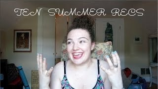 Book Recommendations for 5 Summer Situations! Thumbnail