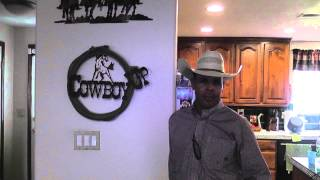 Kevin Cusack Cutter/ Horse Trainer Testimonial