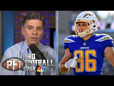 Cause for concern, Los Angeles Chargers injuries piling up  Pro Football Talk  NBC Sports