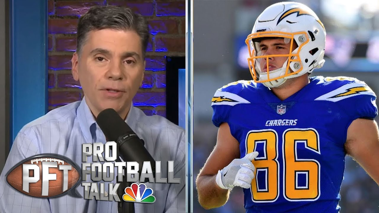 Cause for concern, Los Angeles Chargers injuries piling up | Pro Football Talk | NBC Sports