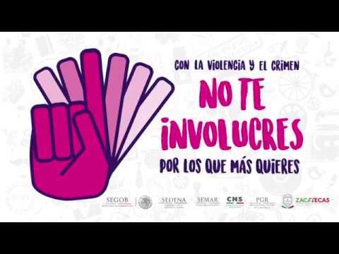 #NoTeInvolucres