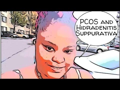 PCOS and Hidradenitis Suppurativa | PCOS JOURNEY