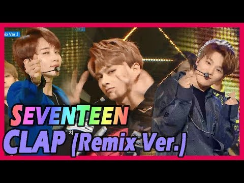 Download SEVENTEEN - CLAP (Remix Ver.) Mp3