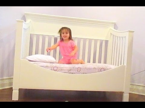TODDLER BED TRANSITION