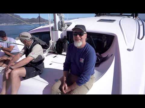 Epic transatlantic journey on board of Xquisite's X5 Sail with Cruising Off Duty - Ep. 1 - Test Sail