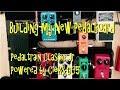 Pedaltrain Classic Jr BOARD BUILD. + CIOKS DC5