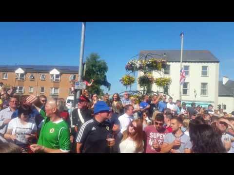 12th July 2017 Parade - Coleraine